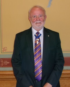 Patron - Bill Cockcroft